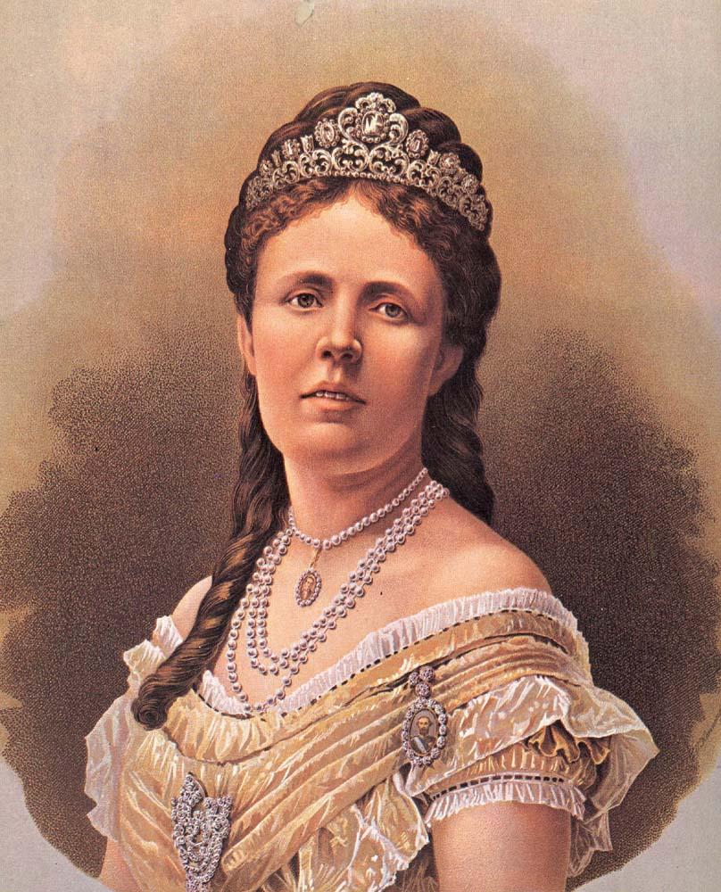 Har det norske kongehuset en rosa tiara vi ikke vet om?